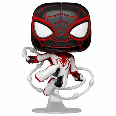 Figurine Marvel's Spider-Man Funko POP! Miles Morales Track Suit 9cm