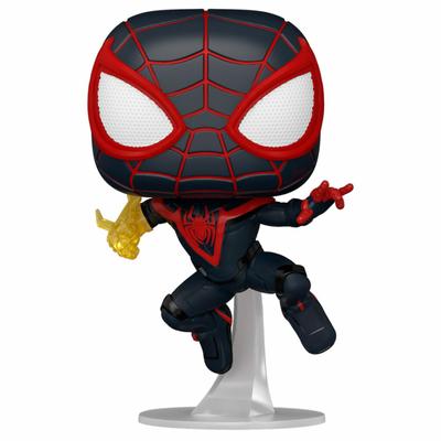 Figurine Marvel's Spider-Man Funko POP! Miles Morales Classic Suit 9cm