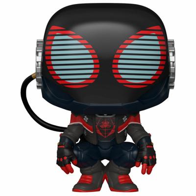 Figurine Marvel's Spider-Man Funko POP! Miles Morales 2020 Suit 9cm