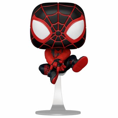 Figurine Marvel's Spider-Man Funko POP! Miles Morales Bodega Suit 9cm