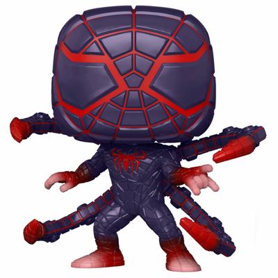 Figurine Marvel's Spider-Man Funko POP! Miles Morales PM Suit 9cm
