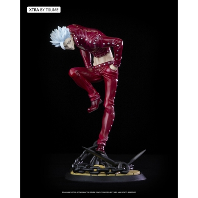 Statuette The Seven Deadly Sins Ban Xtra by Tsume 19cm