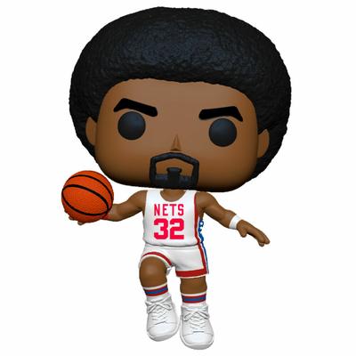 Figurine NBA Legends Funko POP! Julius Erving Nets Home 9cm