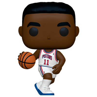 Figurine NBA Legends Funko POP! Isiah Thomas Pistons Home 9cm