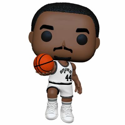 Figurine NBA Legends Funko POP! George Gervin Spurs Home 9cm