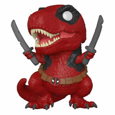 Figurine Marvel Deadpool 30th Anniversary Funko POP! Dinopool 9cm