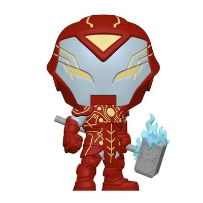 Figurine Marvel Infinity Warps Funko POP! Iron Hammer 9cm