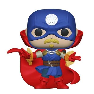 Figurine Marvel Infinity Warps Funko POP! Soldier Supreme 9cm