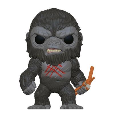 Figurine Godzilla Vs Kong Funko POP! Battle Worn Kong 9cm