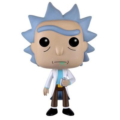 Figurine Rick et Morty Funko POP! Rick 9cm
