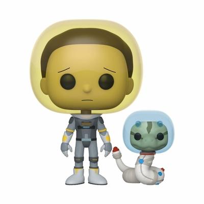 Figurine Rick et Morty Funko POP! Space Suit Morty 9cm