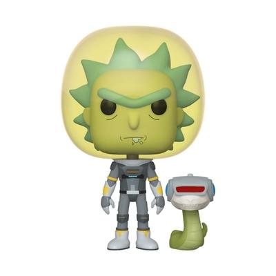 Figurine Rick et Morty Funko POP! Space Suit Rick 9cm