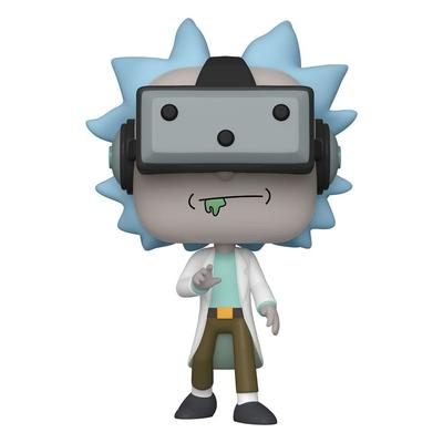 Figurine Rick & Morty Funko POP! Gamer Rick 9cm