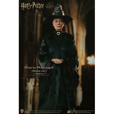 Figurine Harry Potter My Favourite Movie Minerva McGonagall Deluxe Ver. 29cm