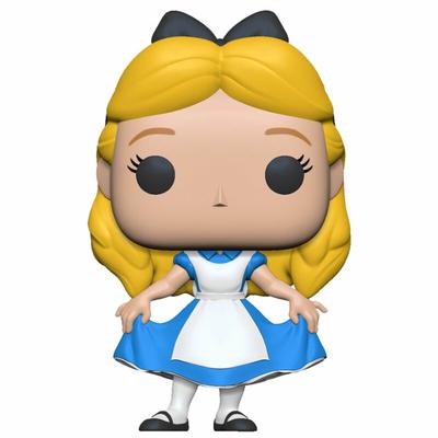 Figurine Alice au pays des merveilles Funko POP! Disney Alice Curtsying 9cm