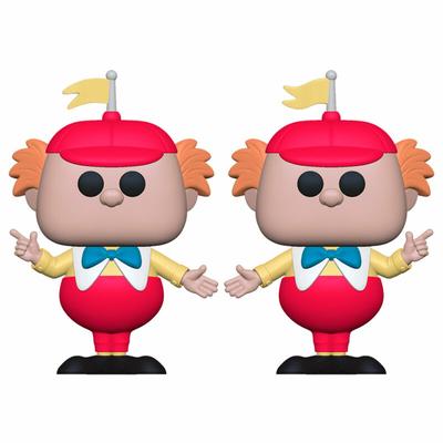 Figurine Alice au pays des merveilles Funko POP! Disney Tweedle Dee & Dum 5cm