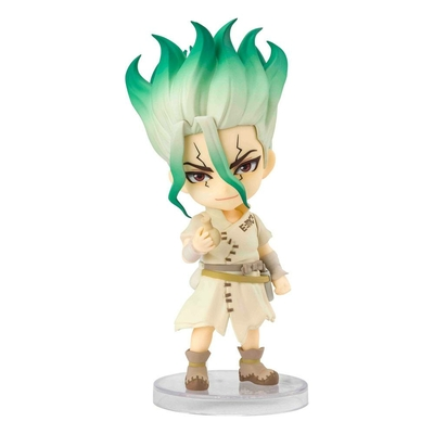 Figurine Dr. Stone Figuarts mini Ishigami Senku 10cm