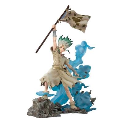 Statuette Dr. Stone Figuarts ZERO Ishigami Senku 29cm