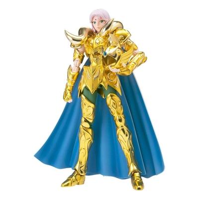 Figurine Saint Seiya Saint Cloth Myth Ex Aries Mu Revival Ver. 18cm