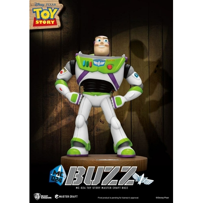 Statuette Toy Story Master Craft Buzz Lightyear 38cm