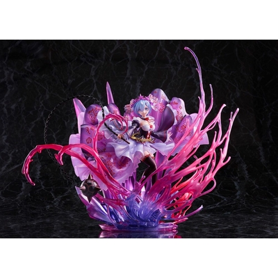 Statuette Re Zero Starting Life in Another World Oni Rem Crystal Dress Ver. 30cm