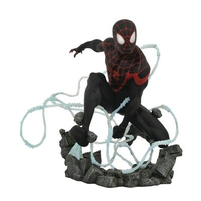 Statuette Marvel Comic Premier Collection Miles Morales Spider-Man 23cm