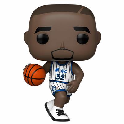 Figurine NBA Legends Funko POP! Shaquille O'Neal Magic home 9cm