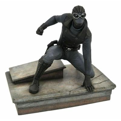 Statuette Spider-Man 2018 Marvel Video Game Gallery Spider-Man Noir Exclusive 18cm