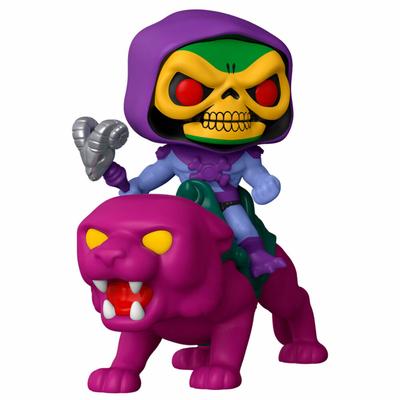 Figurine Masters of the Universe Funko POP! Rides Skeletor on Panthor 18cm