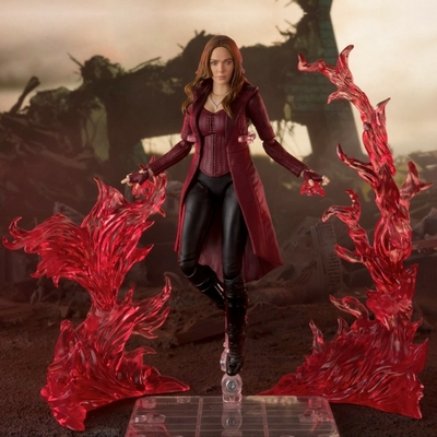Figurine Avengers Endgame S.H. Figuarts Scarlet Witch 15cm