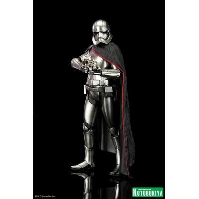 Statuette Star Wars Episode VII ARTFX+ Captain Phasma 20cm