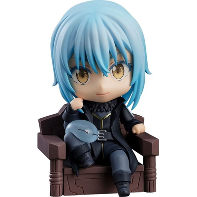 Figurine Nendoroid That Time I Got Reincarnated as a Slime Rimuru Demon Lord Ver. 10cm