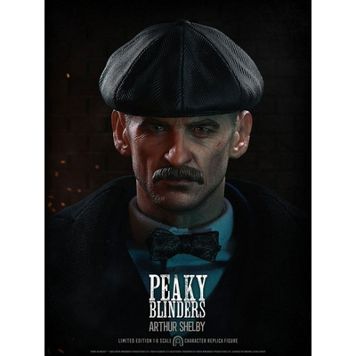 Figurine Peaky Blinders Arthur Shelby Limited Edition 30cm