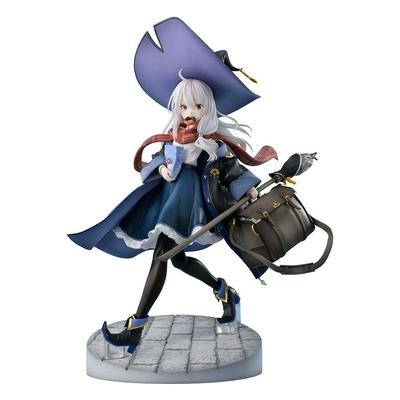 Statuette Wandering Witch The Journey of Elaina - Elaina 29cm