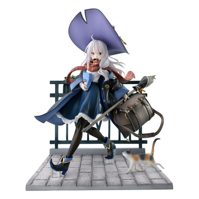 Statuette Wandering Witch The Journey of Elaina - Elaina DX Ver. 29cm