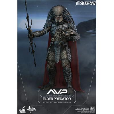 Figurine Alien vs. Predator Movie Masterpiece Elder Predator 35cm