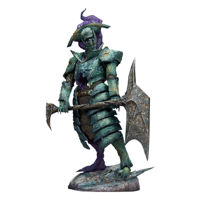 Statue Court of the Dead Premium Format Oathbreaker Strÿfe Fallen Mortis Knight 60cm