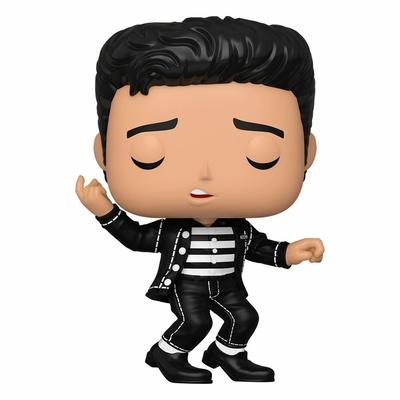 Figurine Elvis Presley Funko POP! Rocks Elvis Jailhouse Rock 9cm