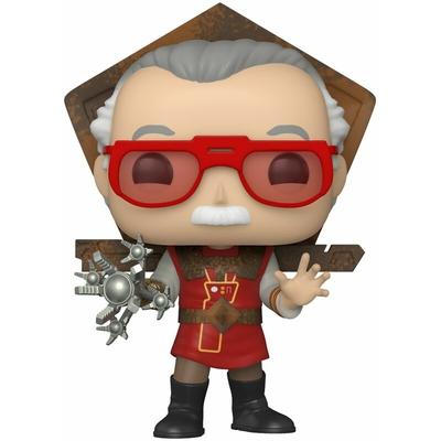 Figurine Stan Lee Funko POP! Stan Lee in Ragnarok Outfit 9cm