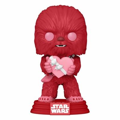 Figurine Star Wars Valentines Funko POP! Cupid Chewbacca 9cm