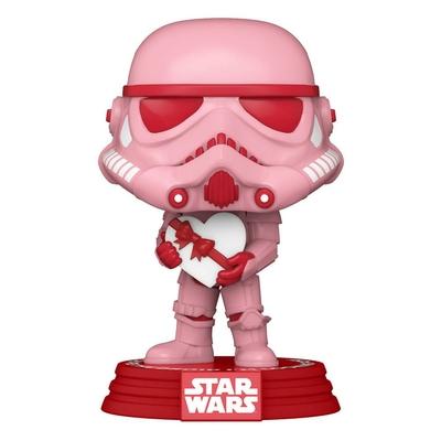Figurine Star Wars Valentines Funko POP! Stormtrooper with Heart 9cm