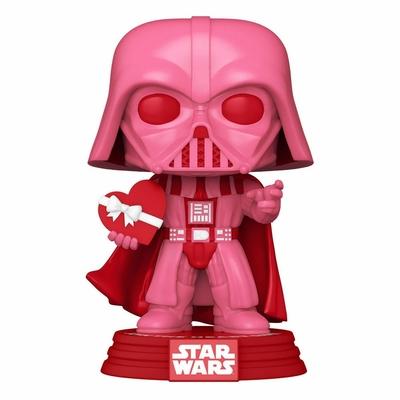 Figurine Star Wars Valentines Funko POP! Vader with Heart 9cm