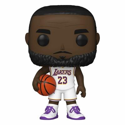 Figurine NBA Funko POP! LeBron James LA Lakers 9cm