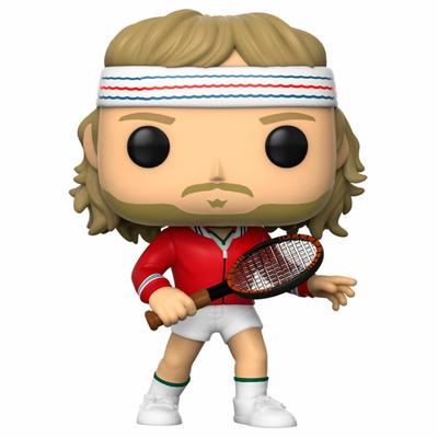 Figurine Tennis Legends Funko POP! Björn Borg 9cm