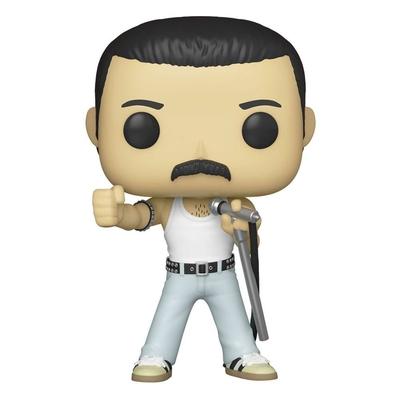 Figurine Queen Funko POP! Freddie Mercury Radio Gaga 9cm