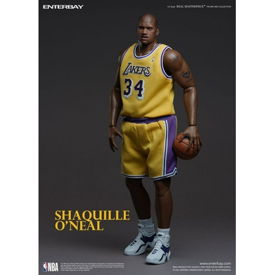 Figurine NBA Collection Real Masterpiece Shaquille O'Neal 37cm