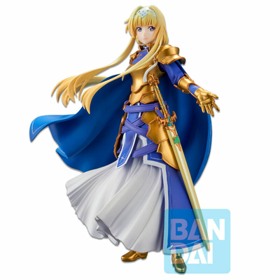 Statuette Sword Art Online Ichibansho Alice Integrity Knight Final Chapter 17cm