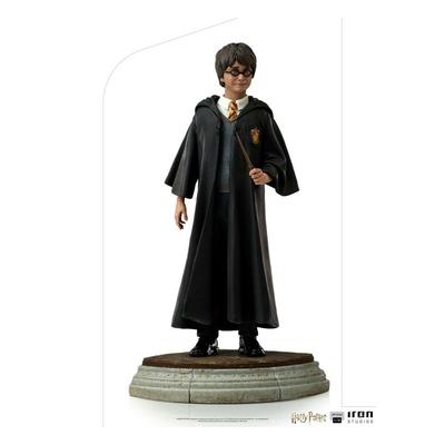 Statuette Harry Potter à l'école des sorciers Art Scale Harry Potter 17cm