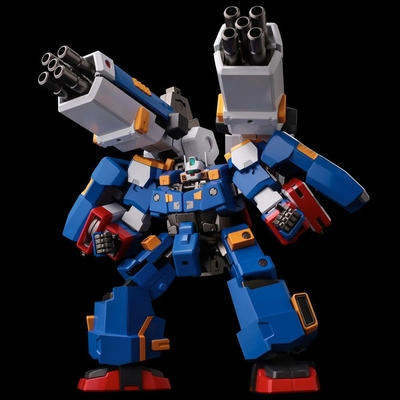 Figurine Super Robot Wars X-O Diecast Riobot R-2 Powered Transform Combine 17cm