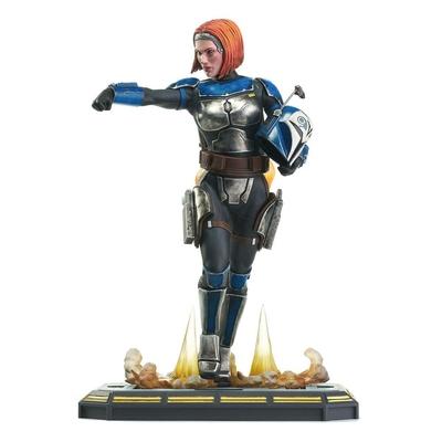 Statuette Star Wars The Clone Wars Premier Collection Bo Katan 28cm